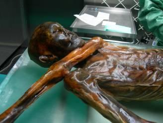 Exact 30 jaar geleden werd ijsmummie Ötzi gevonden in de Alpen: een actieve man met tandproblemen en tatoeages