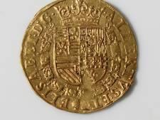 Man vindt zeldzame gouden 'Albertijn' in Breda met zijn metaaldetector