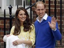 Brits prinsesje Charlotte wordt op 5 juli gedoopt