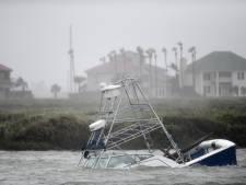 Beproeving voor Texas, naast opleving coronavirus is nu tropische storm Hanna aan land