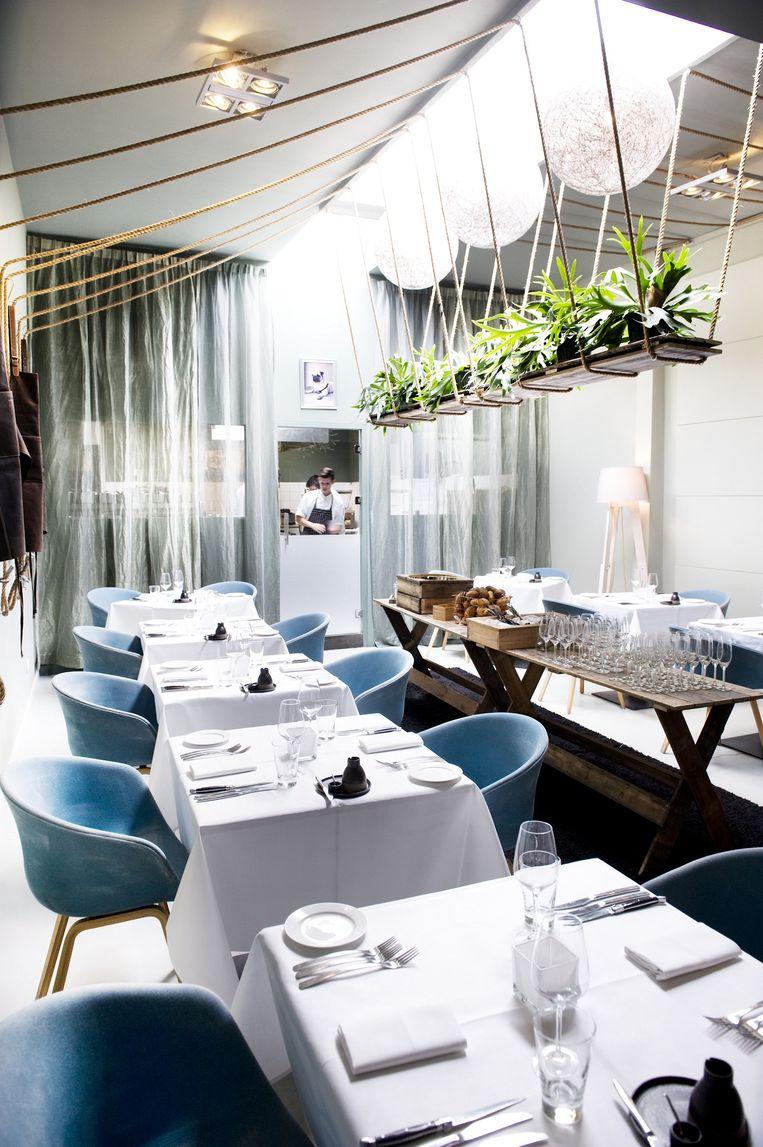 Restaurant Simple. Beeld Els Zweerink