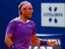 Nadal grijpt na thriller tegen Tsitsipas twaalfde titel in Barcelona