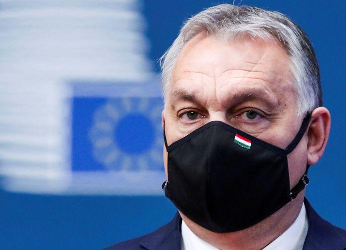 De Hongaarse premier Viktor Orban.