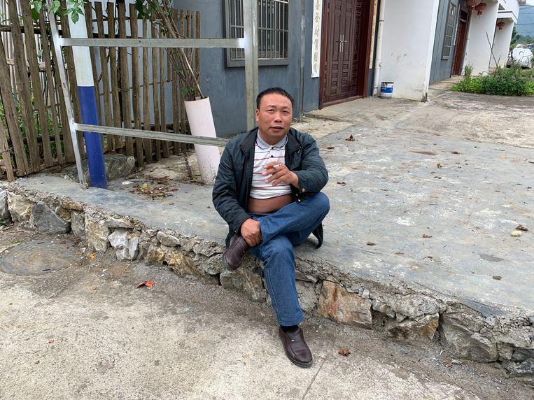 Wu Xing Da Beeld Eefje Rammeloo