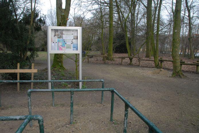 Het Heempark 's-Hertogenbosch ligt verscholen achter het Sint-Janslyceum