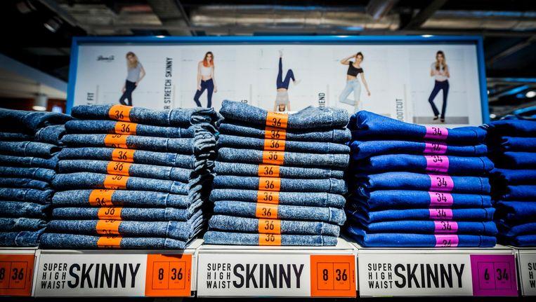 'Veel consumenten zeggen wel dat ze zich zorgen maken over de milieu-impact van hun kledingconsumptie' Beeld anp