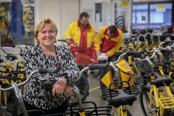 Ergon-directeur Yvonne van Mierlo.