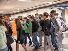 Coronasporen in Noordoost-Twente: meer leerlingen maken school niet af