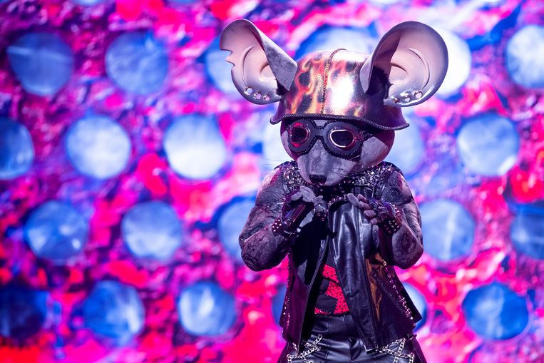 De muis in The Masked Singer Beeld RTL4