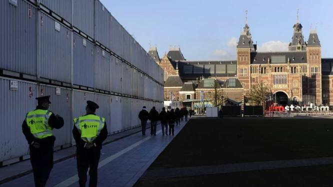 'Cordon' in het echt in Amsterdam