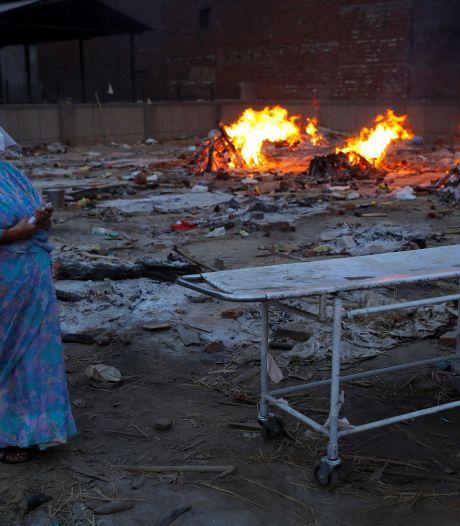 Rode Kruis slaat alarm over coronasituatie in Azië en opent rekening 7244