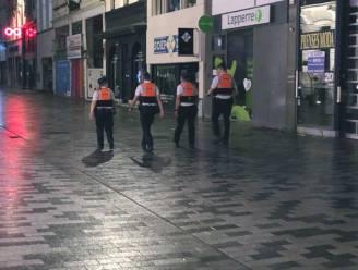 Extra patrouilles op Grote Markt en Sint-Nicolaasplein