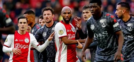 Ajax heeft maar één opponent: Ajax zelf