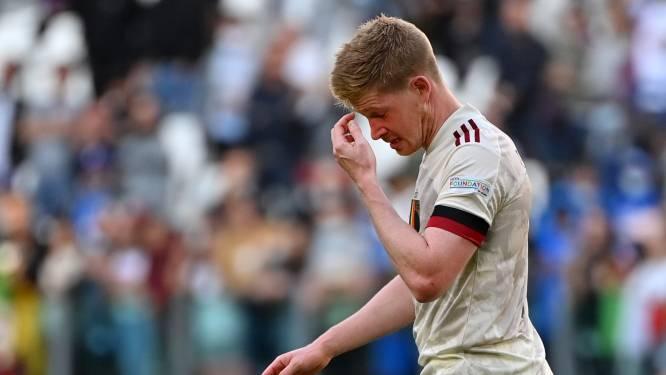 De Bruyne na nederlaag tegen Italië: 'Wij zijn maar België en hebben niet 22 topspelers'