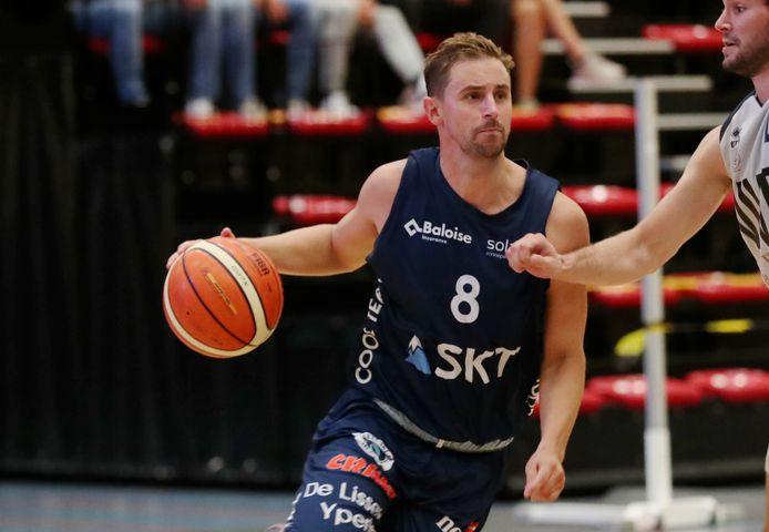 Kapitein Kjell Devacht rekent erop dat zijn ploeg tijdens het seizoen groeit.