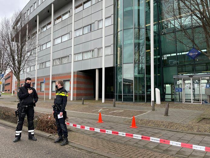 Schietincident bij politiebureau in Den Bosch