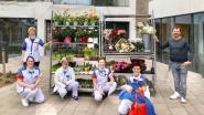 Euroflora schenkt bloemen en planten aan rusthuizen