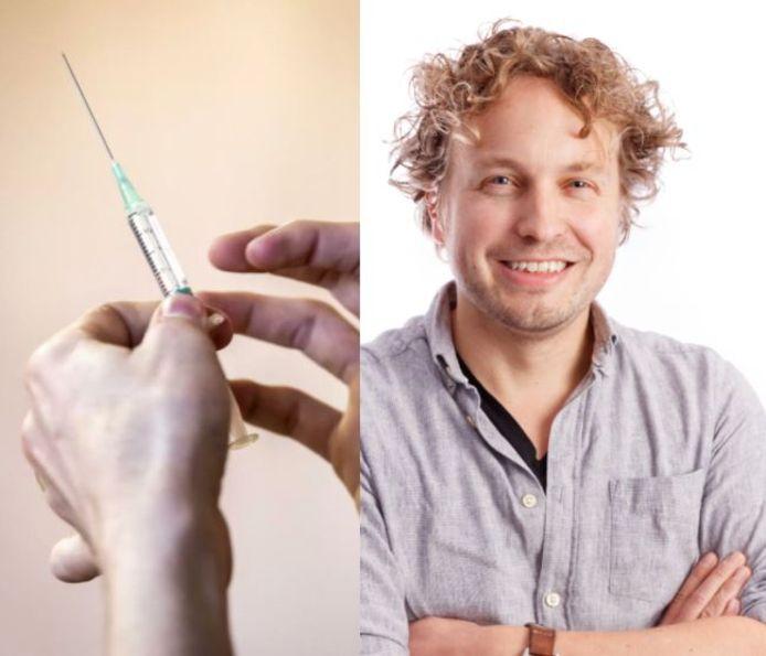 Leuk, die hele serie testevenementen. Maar die hebben we eigenlijk niet nodig, als we sneller vaccineren, constateert columnist Niels Herijgens