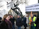 'Het eerste protest in de geschiedenis van Varik'