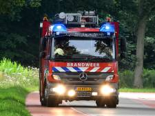 Brand bij afvalverwerker in Groningen geblust