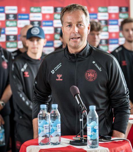 Deense EK-selectie krijgt warm onthaal bij thuiskomst: 'Nu moet ik toch weer huilen'