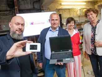 """Telenet rolt basisinternet verder uit: """"Help ons aan 6.000 laptops voor kwetsbare gezinnen"""""""