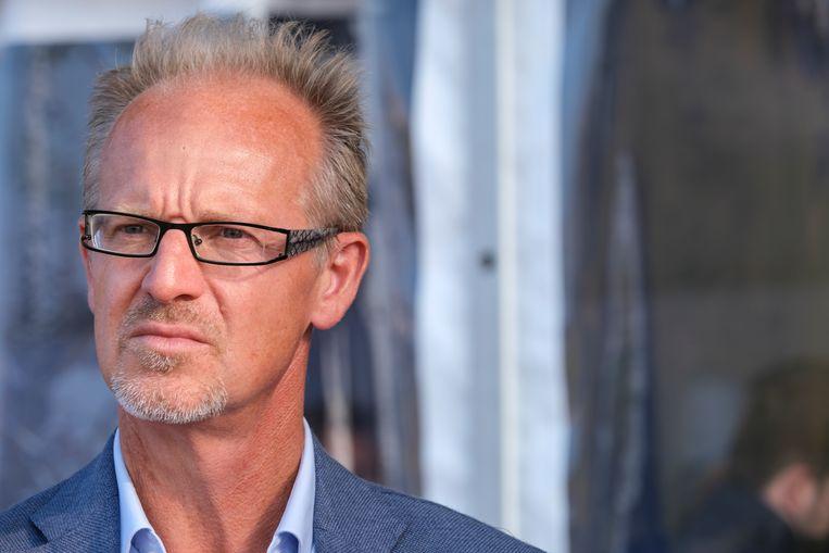 Luc Hellemans, CEO van Lantis. Beeld BELGA