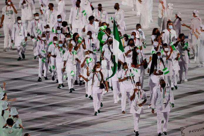 Dix athlètes nigérians ont été recalés et ne pourront pas participer aux épreuves olympiques.