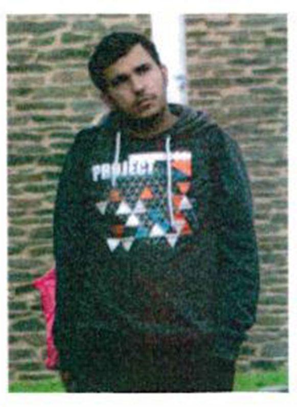 De 22-jarige Syriër Jaber Albakr.
