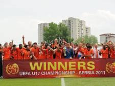 Hoe is het met de voormalig Europees kampioenen van Oranje onder 17?
