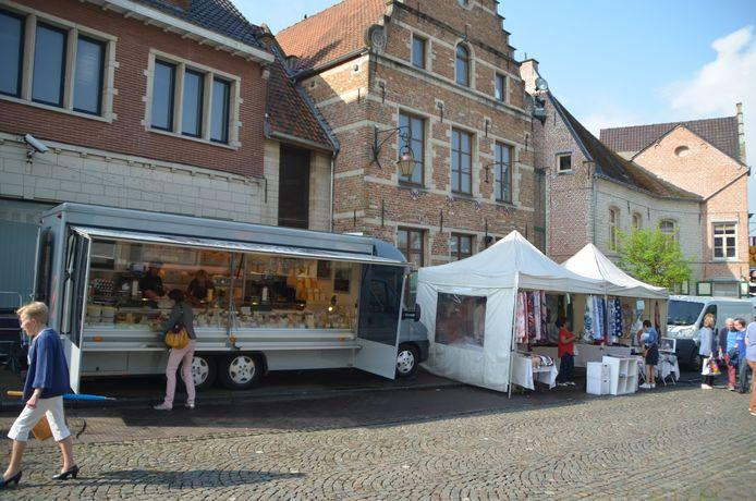 Markt in Grimbergen