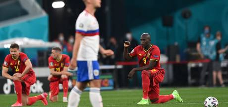 Les Diables hués par le public russe pour avoir posé le genou à terre: la réaction de l'UEFA