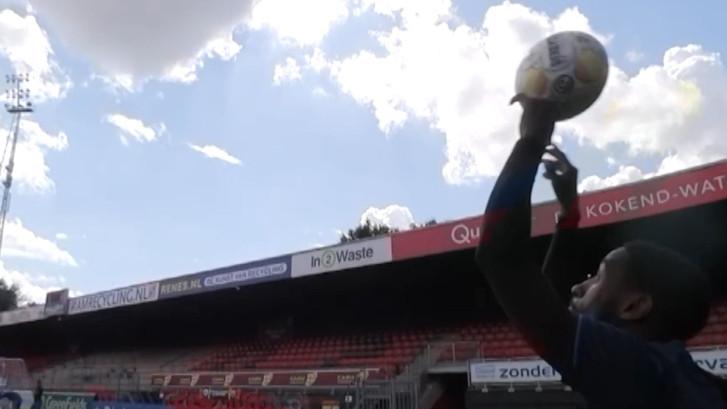 Voetbalvlog Harry Vermeegen: 'De verre ingooi gaat om souplesse'