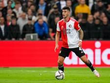 Feyenoord mist Senesi in Zweden: 'Er zal zeker geen compleet ander team staan'