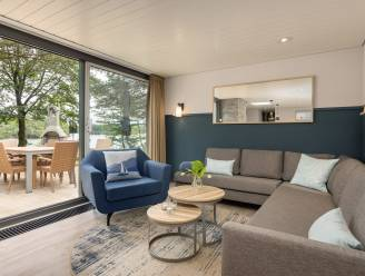 Center Parcs investeert 37 miljoen euro: zo zien de vernieuwde cottages in De Vossemeren er binnen één jaar uit