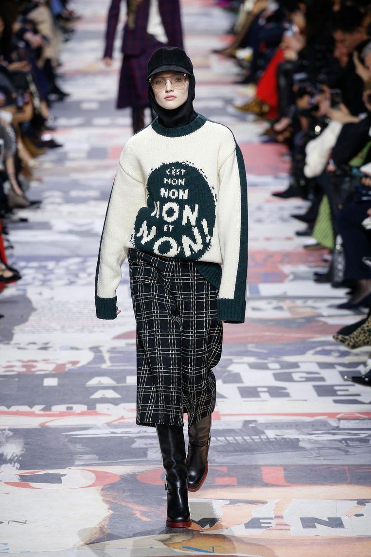 Christian Dior. Beeld Team Peter Stigter