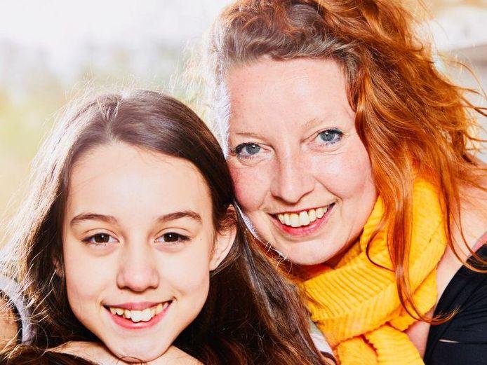 Moana en Annelies Hilde.
