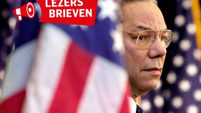 Reacties op dood Colin Powell: 'Het siert deze minister dat hij zijn fout heeft toegegeven'
