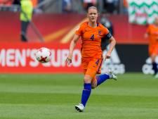 Van den Berg ontbindt contract bij Reading en keert terug naar Nederland