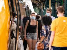 Amper boetes voor niet dragen mondkapjes in bus of trein: 'Mondkapje snel ingeburgerd'
