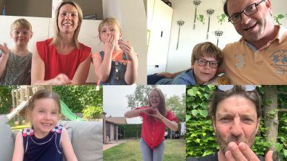 VIDEO. Zo wensten jullie jullie mama's een gelukkige Moederdag
