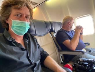 """Oorlogsjournalist Robin Ramaekers op weg naar Kaboel: """"Niets is zeker. We bekijken het van dag tot dag"""""""