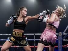 Alicia Holzken te sterk voor Servische rivale in Duitsland