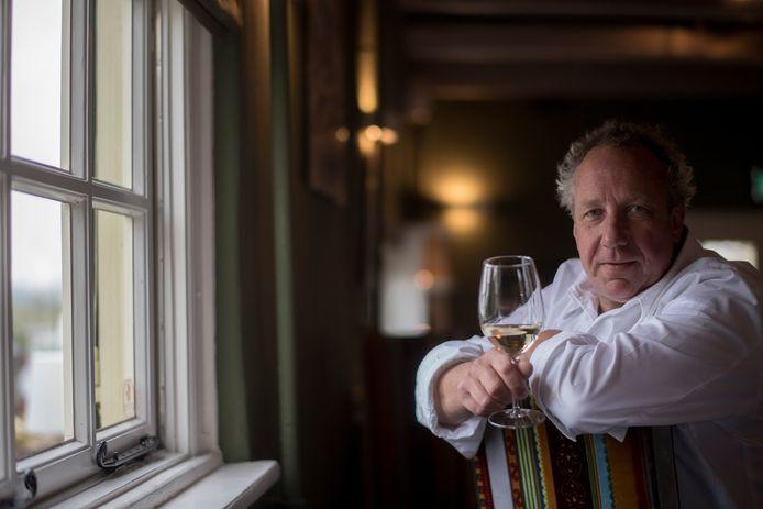 Chefkok Nico Klaver van restaurant 't Kalkoentje in Rhenen: ,,Als kok moet je altijd nadenken over het waarom.''