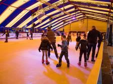 Meer plek voor schaatsende kleintjes in Reusel