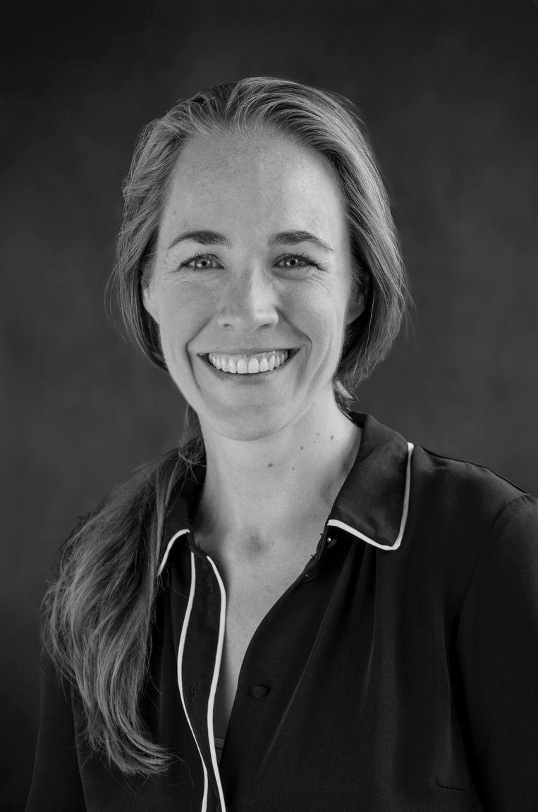 Mirka van Renswoude Taalwetenschapper aan de Hogeschool van Amsterdam. Stopte twee jaar geleden om thuisonderwijs te geven aan haar kind. Beeld