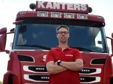 Vrachtwagenchauffeur uit Lochem hoopt NK Veiligste Chauffeur te winnen