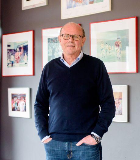 Guus Hiddink krijgt bij Curaçao hulp van PSV-coryfee Mart van den Heuvel