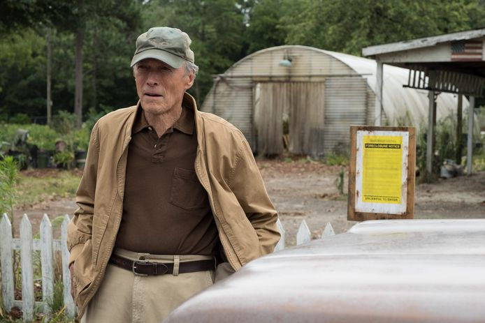 The Mule met Clint Eastwood verdwijnt deze week van Netflix.