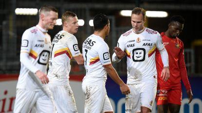 """FT België 15/02. Malinwa zet Beerschot-Wilrijk onder druk na ruime zege - """"Puta Anderlecht"""" kost Standard boete van 5.000 euro"""